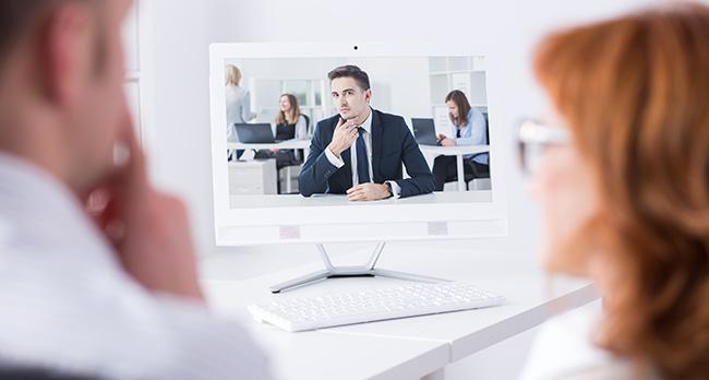 Reuniões Virtuais