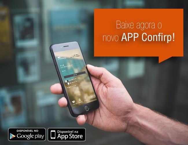 Você Conhece O Aplicativo Confirp?
