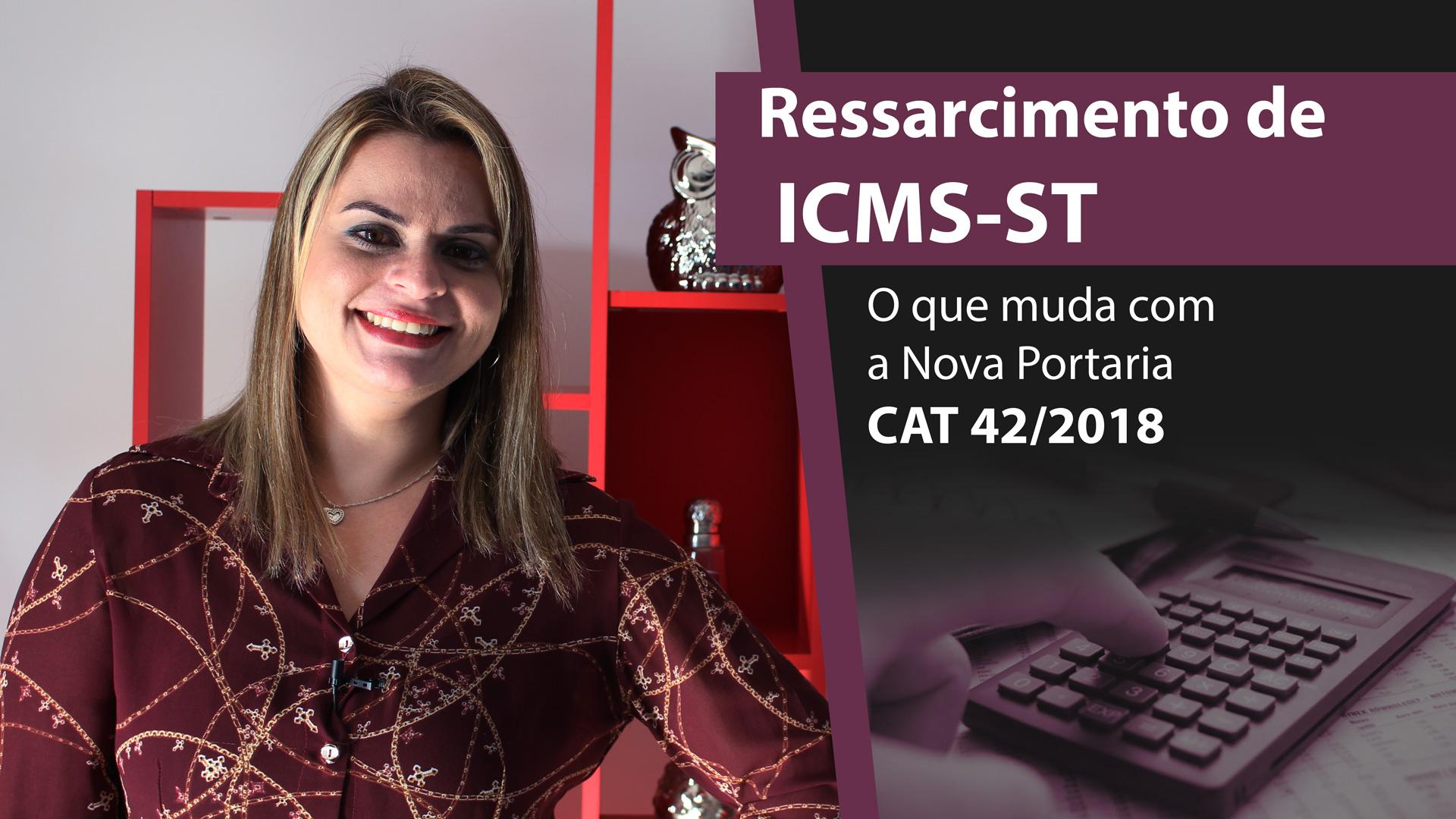 Palestra Gratuita | Ressarcimento De ICMS-ST