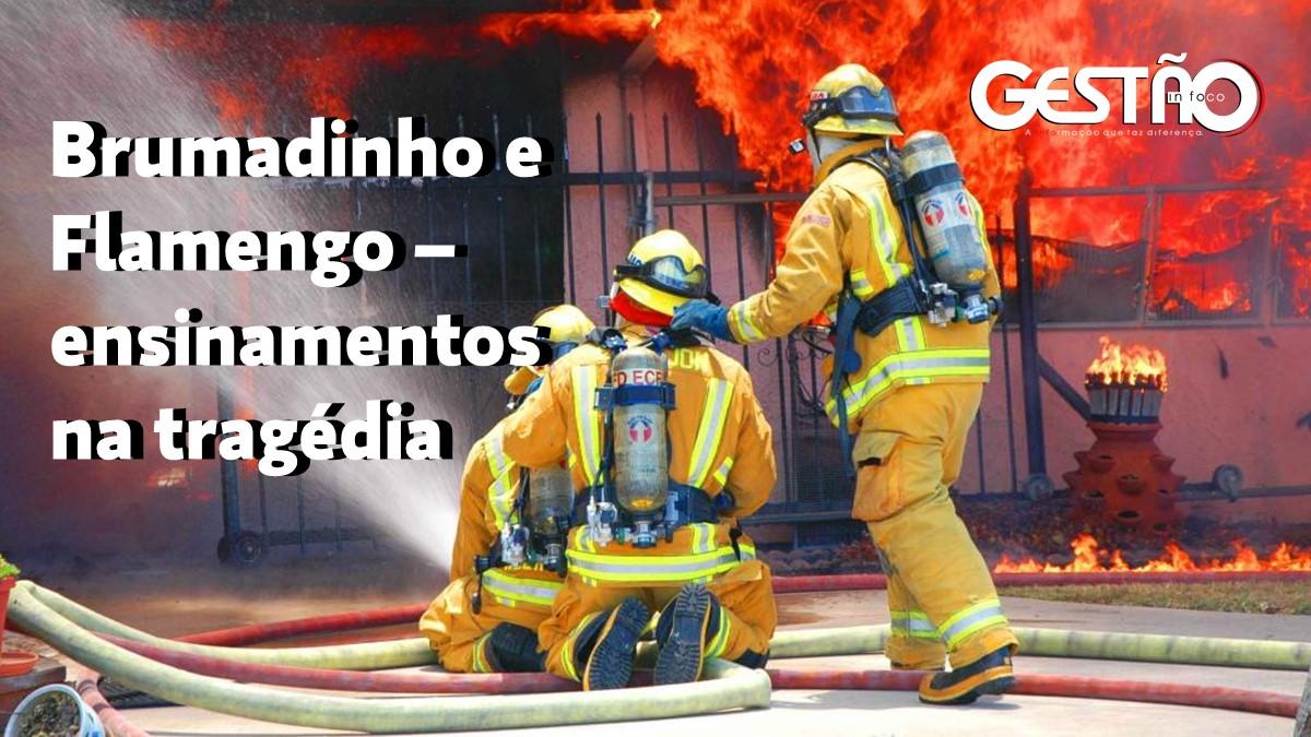 Brumadinho E Flamengo – Ensinamentos Na Tragédia