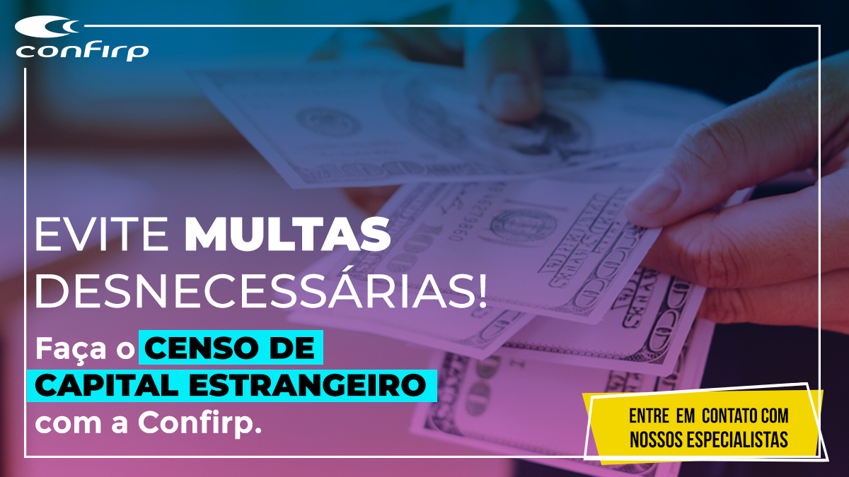 CENSO DE CAPITAL ESTRANGEIRO LINKEDIN
