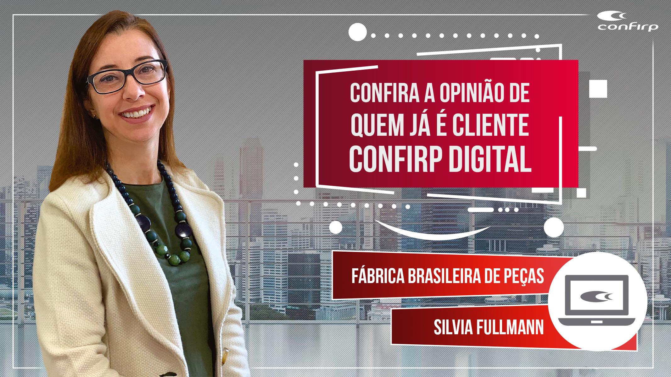 DEPOIMENTO DE CLIENTES CONFIRP DIGITAL | FBP