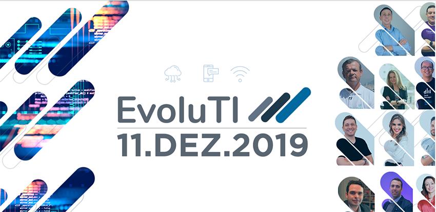 Maior Evento De IT Pros, EvoluTI Acontece Em Dezembro Na Capital
