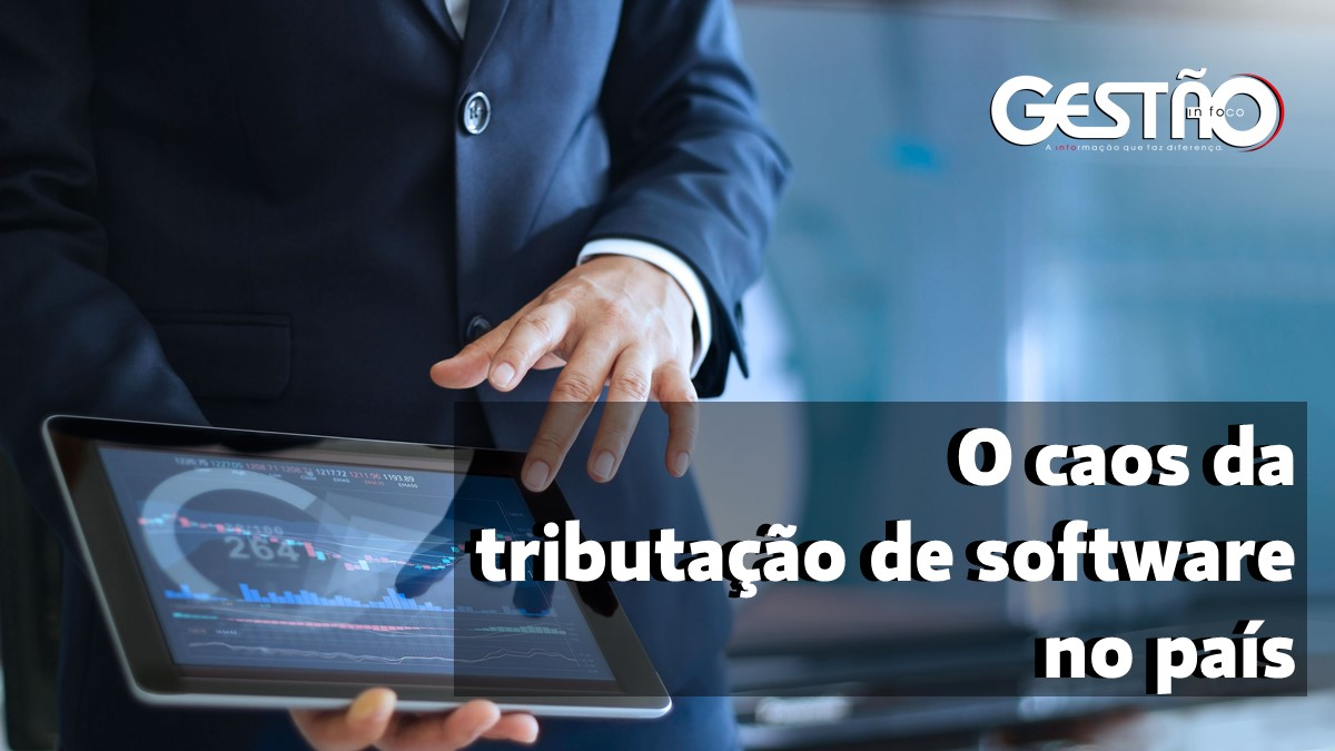 O caos da tributação de software no país Linkedin