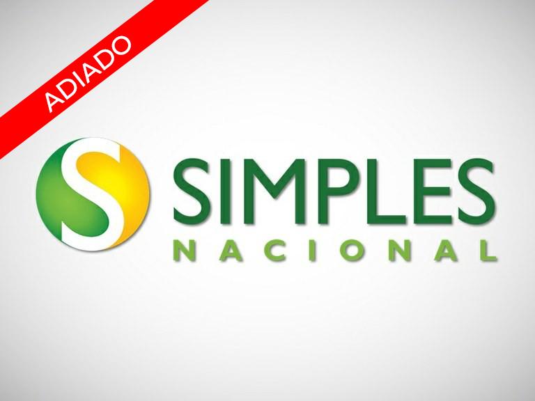 Simples Nacional Adiado